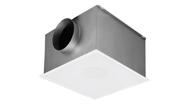 Diffuseur plafond Krantz Q-DN  Q-DV