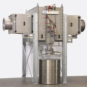 Caisson Filtration Charbon Actif en VRAC2